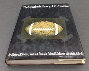 9780672520297: The scrapbook history of pro football