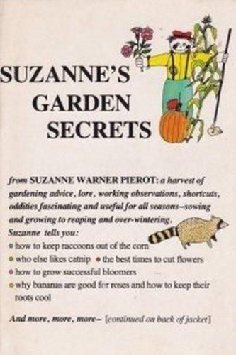 9780672522031: Suzanne's garden secrets