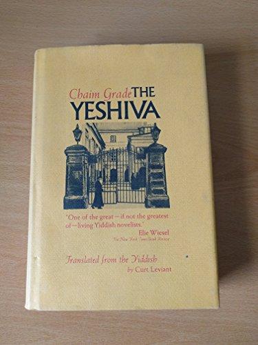 9780672522642: The Yeshiva (English and Yiddish Edition)