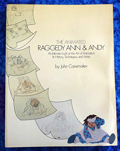 The Animated Raggedy Ann and Andy : John Canemaker