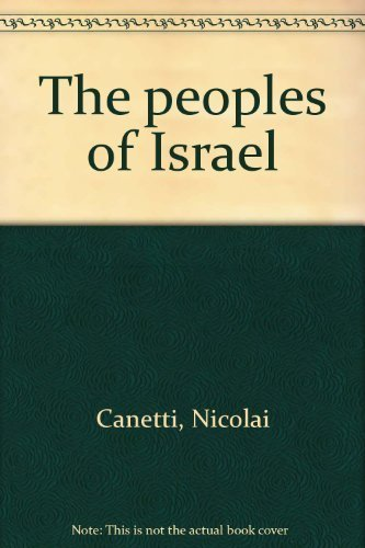 9780672523632: Peoples of Israel