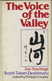 9780672525209: The voice of the valley: Zen teachings