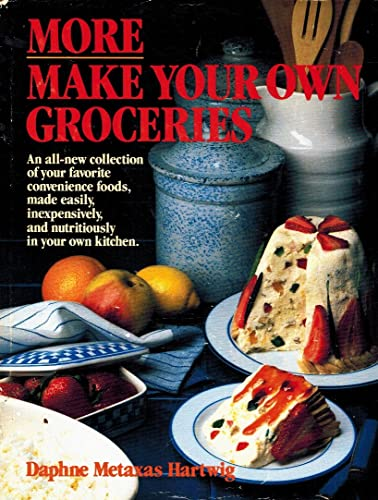 9780672526718: More Make Your Own Groceries