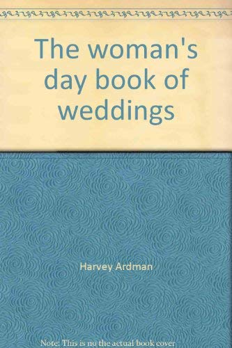 9780672527296: The Woman's Day Book of Weddings