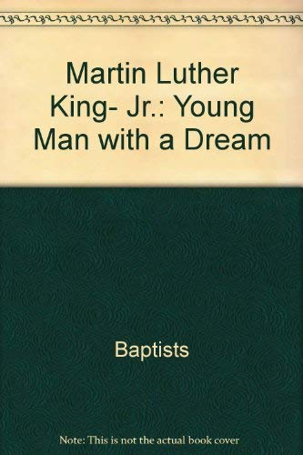 9780672527876: Martin Luther King, Jr: Young man with a dream (Childhood of famous Americans)