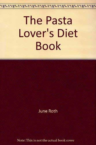 9780672528033: Pasta Lovers Diet Book