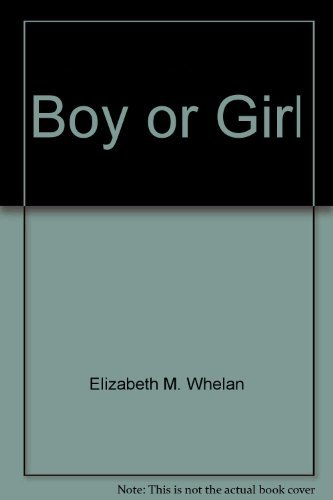 9780672528118: Boy or girl?: How to help choose the sex of your baby