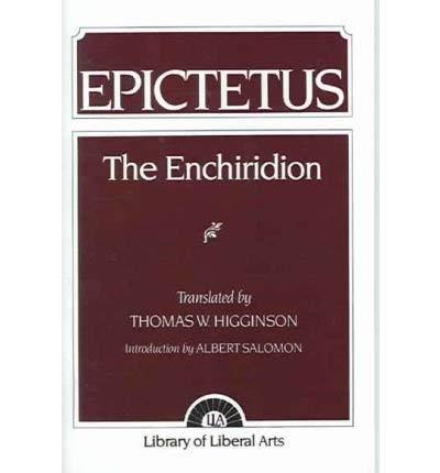 9780672601705: The Enchiridion Epictetus