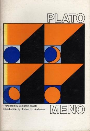 9780672601736: Meno by Plato