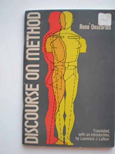 9780672601804: Discourse Method Descartes Lla 19