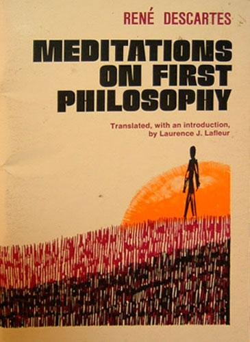 9780672601910: Meditations on First Philosophy -- Translated, with an Introduction, By Laurence J. Lafleur
