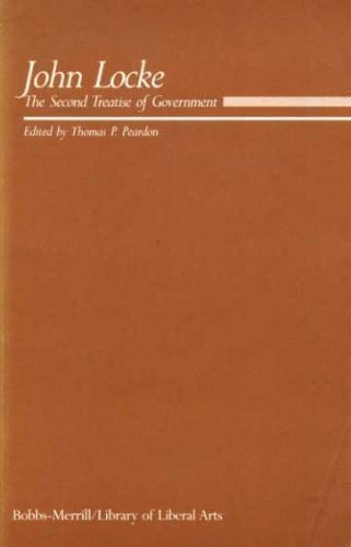 9780672601934: Second Treatise of Government