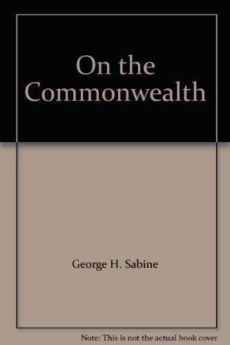 On the Commonwealth: Marcus Tullius Cicero