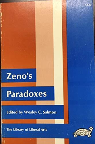 9780672603655: Zeno's Paradoxes