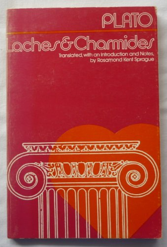 9780672603792: Laches and Charmides
