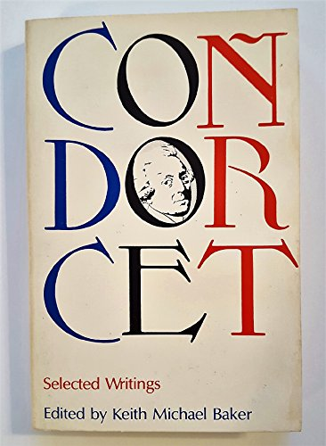 9780672603815: Condorcet: Selected Writings