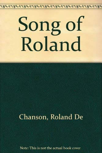 9780672604768: The Song of Roland