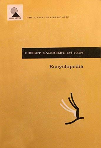 Encyclopedia: Selections: Diderot, Denis