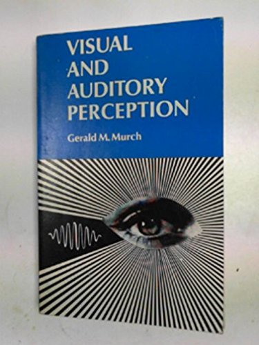 9780672607790: Visual and Auditory Perception