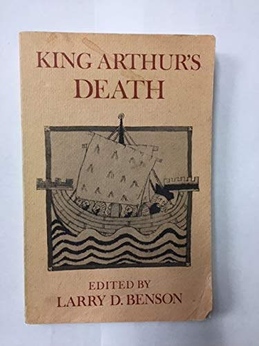 9780672610103: King Arthur's Death; The Middle English Stanzaic Morte Arthur and Alliterative Morte Arthure (The Library of Literature, 29)