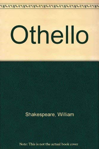 9780672611063: Othello: The Moor of Venice