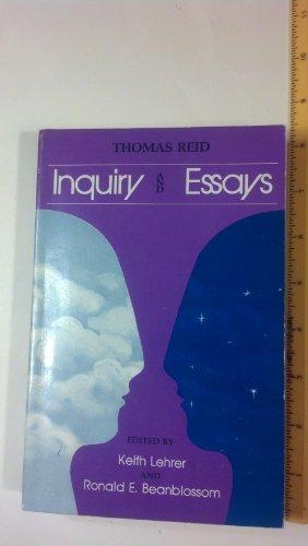 9780672611735: Thomas Reid's