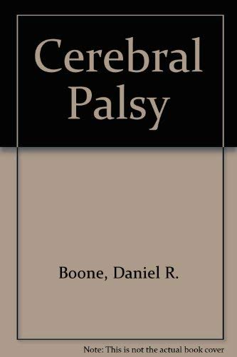 9780672612909: Cerebral Palsy