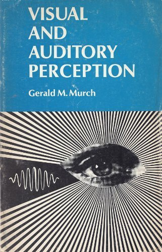 9780672613333: Visual and auditory perception