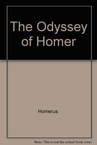 9780672614156: The Odyssey of Homer (The Library of liberal arts ; LLA 225)