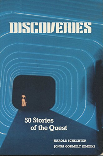 9780672615634: Discoveries: 50 stories of the quest