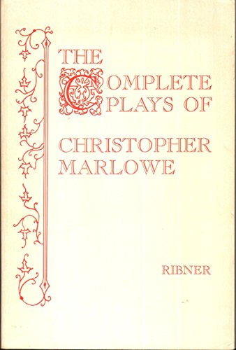 9780672630200: The Complete Plays of Christopher Marlowe