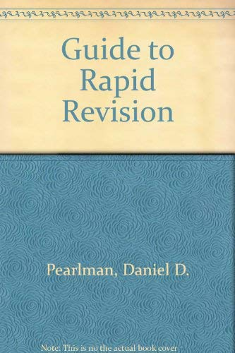 9780672633003: Guide to Rapid Revision