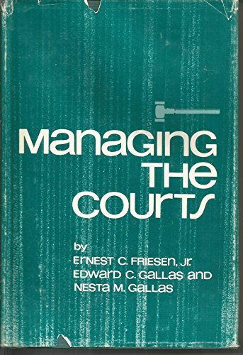 9780672815331: Managing the Courts,