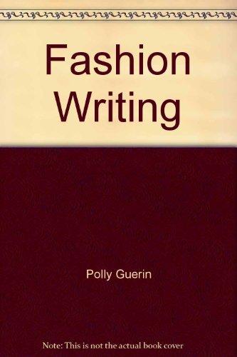 9780672960338: Fashion Writing