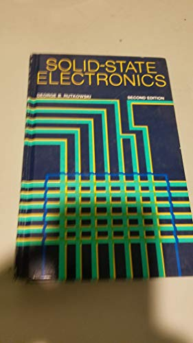 9780672973154: Solid-state electronics