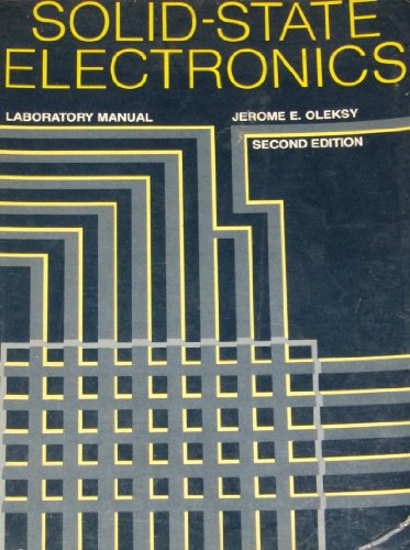 9780672973161: Solid State Electronics