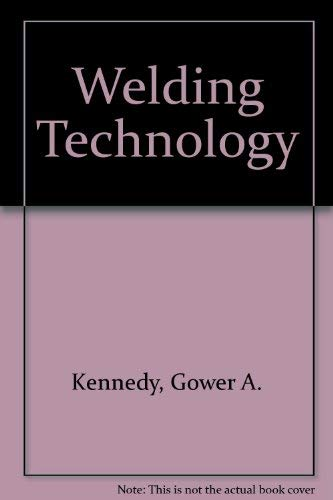 9780672977787: Welding Technology