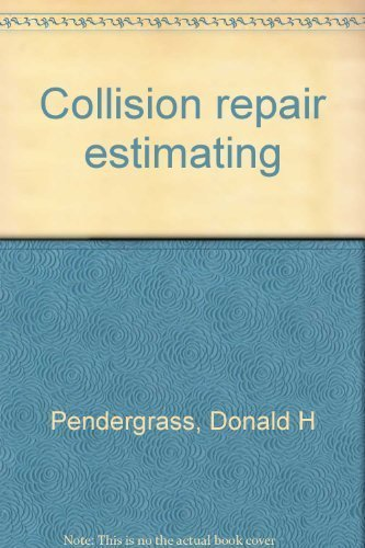 9780672983863: Collision repair estimating