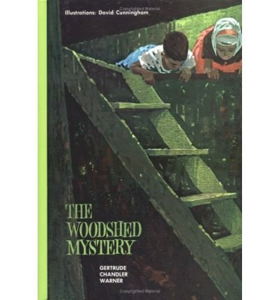 9780673018113: The Woodshed Mystery
