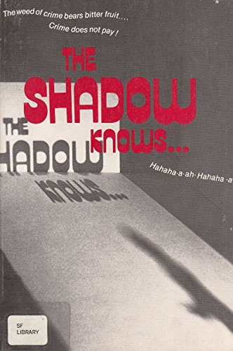 9780673035332: The Shadow Knows