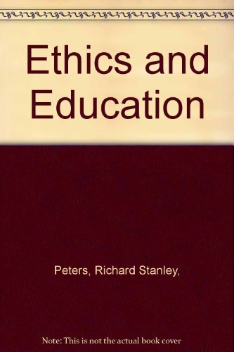 9780673058041: Ethics and Education