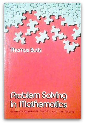 9780673077233: Problem Solving in Mathematics: Elementary Number Theory and Arithmetic