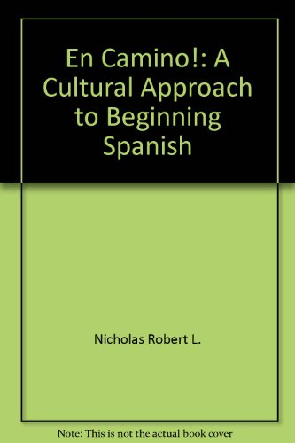 9780673079930: En camino!: A cultural approach to beginning Spanish