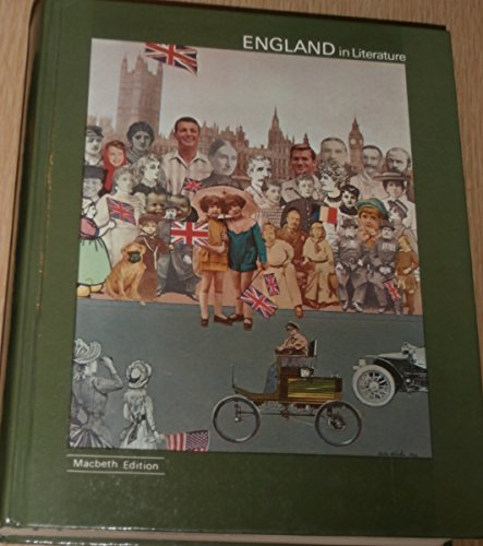 9780673102140: England in literature (America reads)