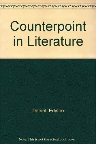 COUNTERPOINT IN LITERATURE: Edythe Daniel