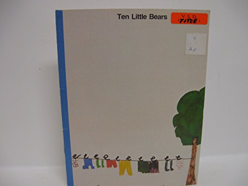 9780673106148: Ten Little Bears (Level 2 Book H)