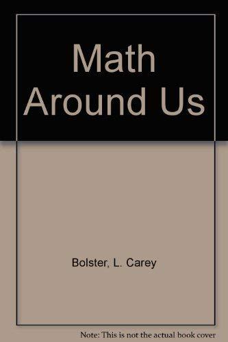 9780673117250: Math Around Us