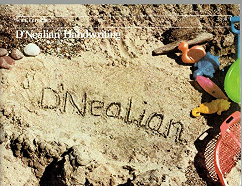9780673119612: D'Nealian Handwriting/Book 1