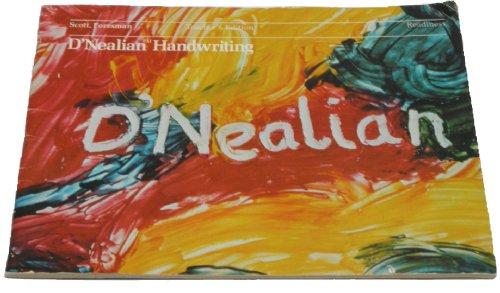 9780673119698: D'Nealian Handwriting (Teacher's Edition)