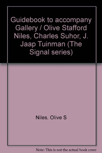 9780673123503: Guidebook to accompany Gallery / Olive Stafford Niles, Charles Suhor, J. Jaap Tuinman (The Signal series)